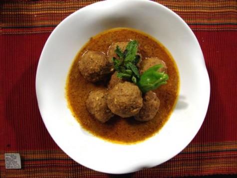 Shahjahani Koftay - Pakistani Cuisine