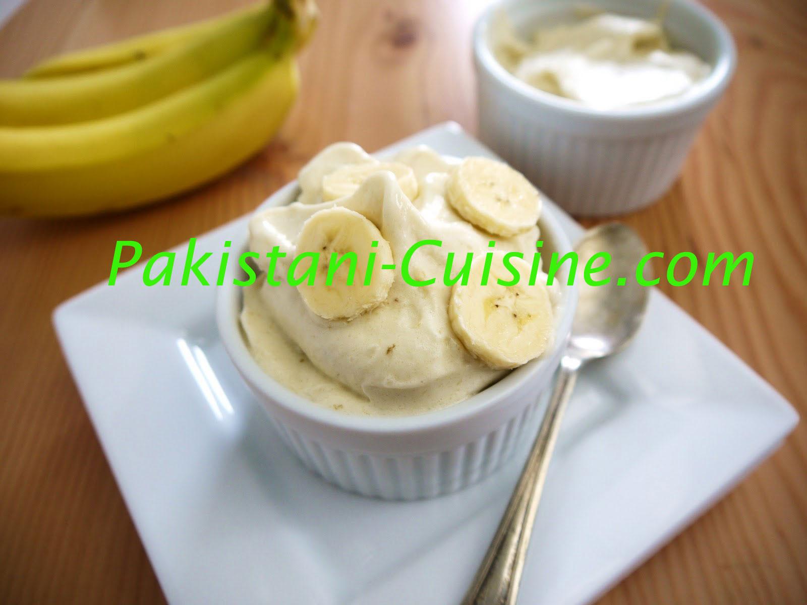 how to make banana ice cream with only bananas