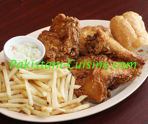 Chicken broast pakistani cuisine chicken broast forumfinder Gallery