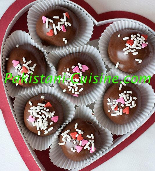 Chocolate Bon Bon