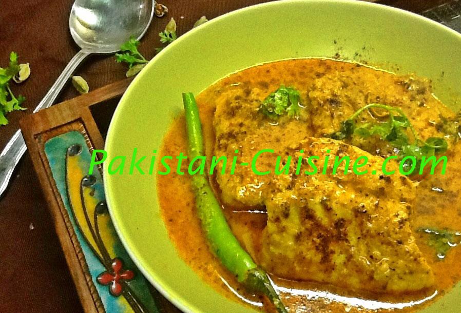 Fish Salan