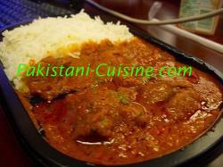 Kashmiri Kebab Curry