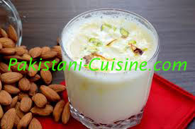Badam Milk