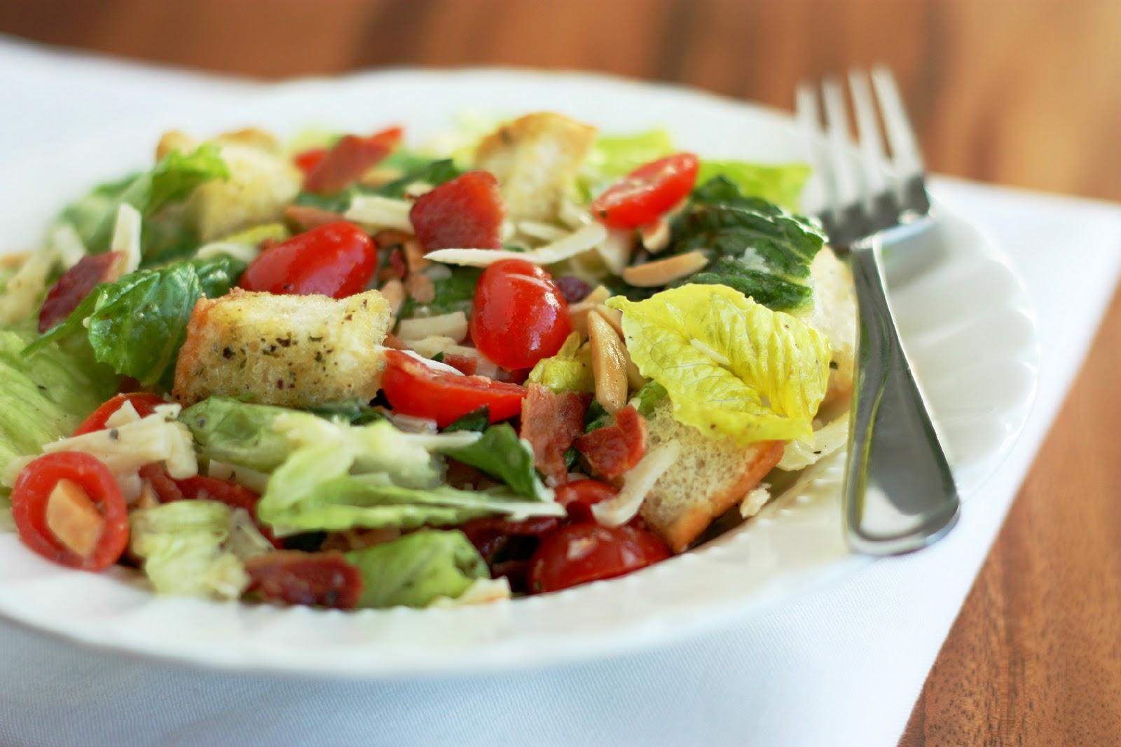 Toss Green Salad