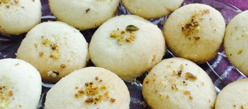 Naan Khatai Biscuit