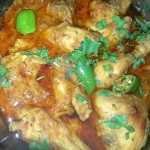 Balti Zafrani Chicken
