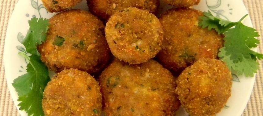 Chicken Cheese Cutlets