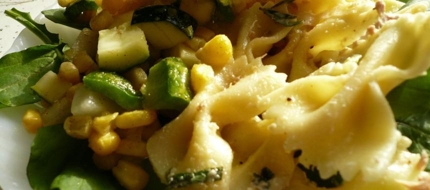 Corn Macaroni Salad