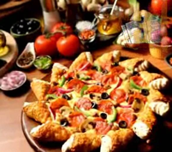 fantasy pizza bread