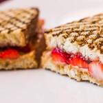 Grill Sandwich Cake
